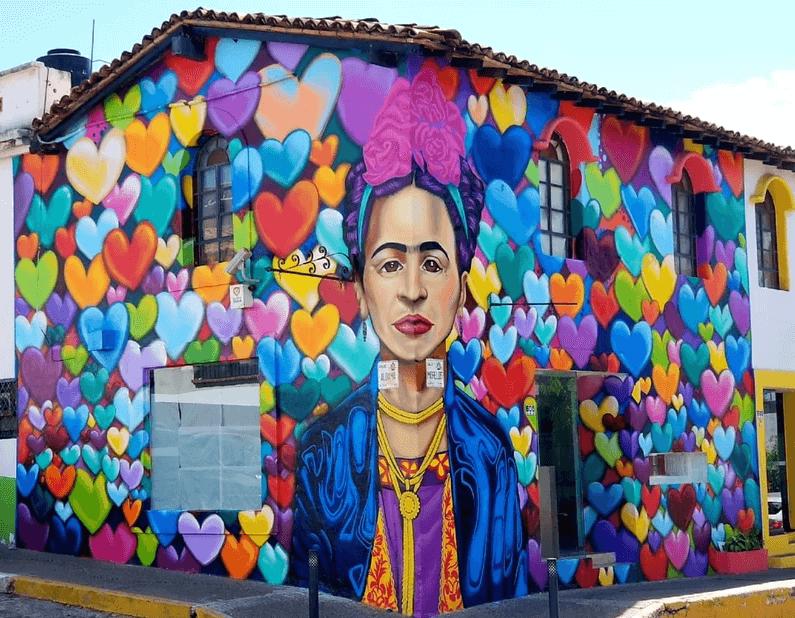 Frida in Downtown Puerto Vallarta