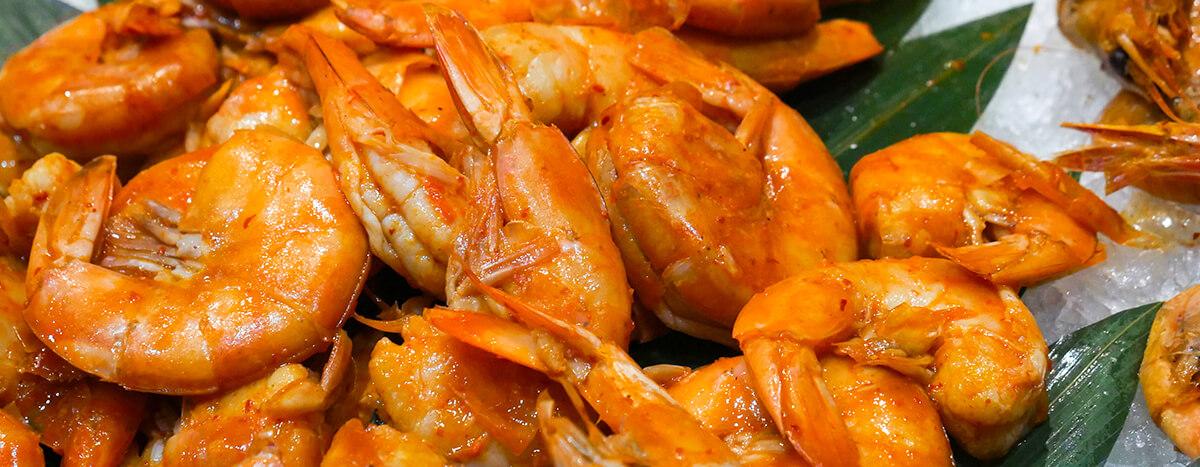Probar Camarones Cucaracha