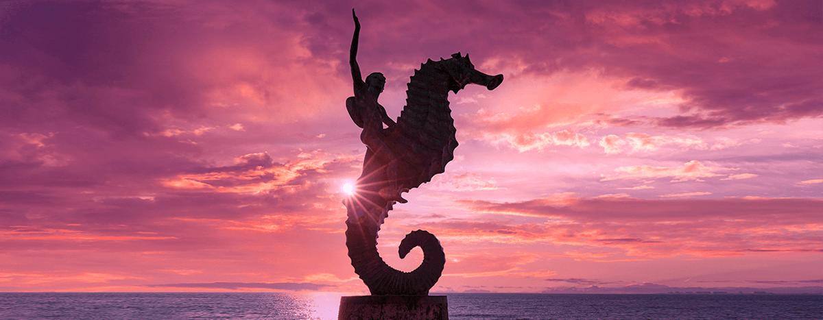 Puerto Vallarta 103 aniversario
