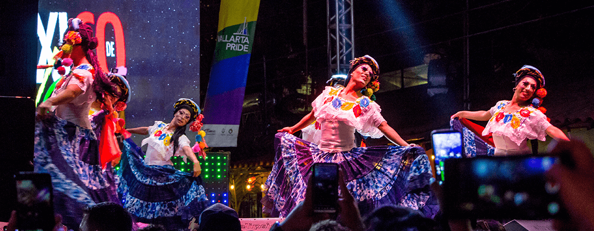 Mayo - Mes del orgullo gay en puerto vallarta