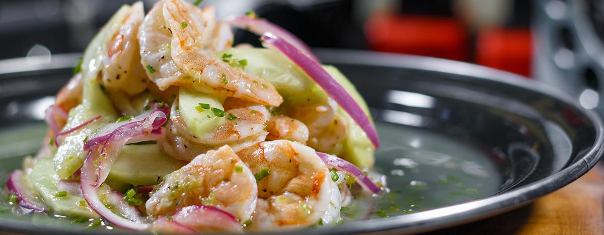 Puerto Vallarta seafood