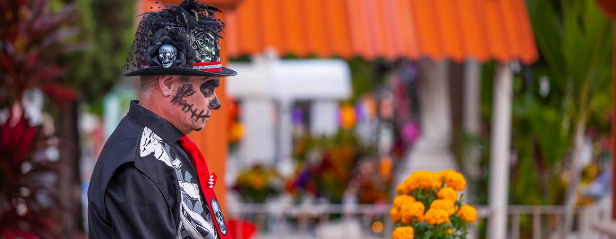 Puerto Vallarta day of the dead