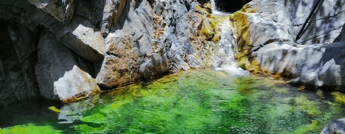 Cascada Palo María