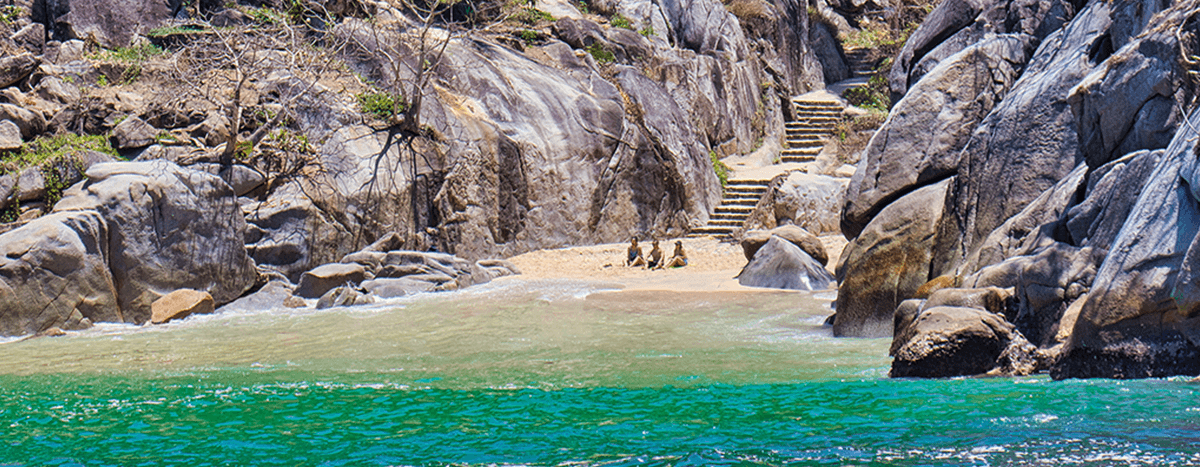 Weekend getaway travel plan for Puerto Vallarta