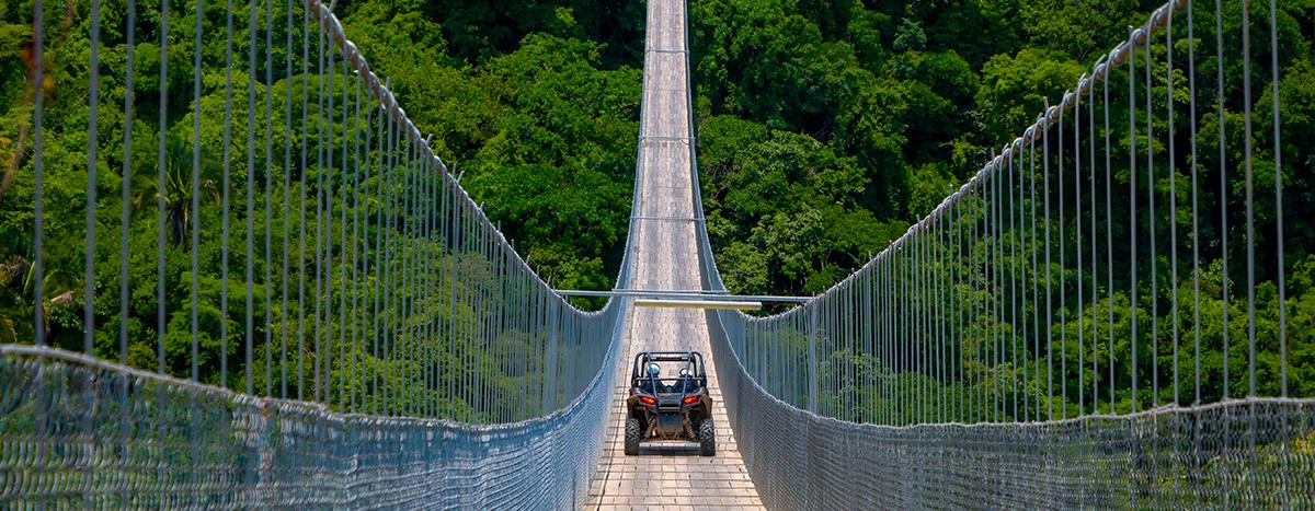 Jorullo Bridge