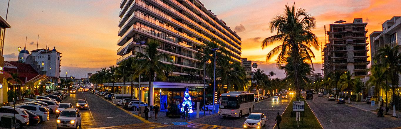 Enjoy Puerto Vallarta's nightlife